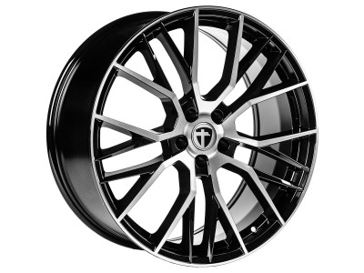Tomason TN23 Black Diamond Polished Wheel
