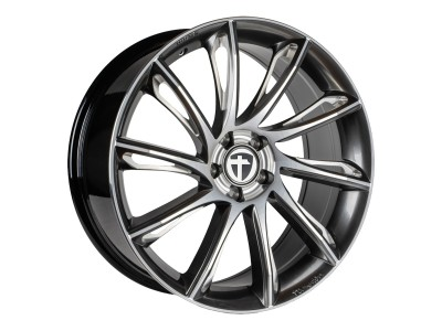 Tomason TN24 Dark Hyperblack Polished Wheel