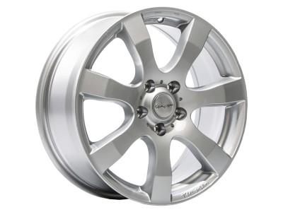 Tomason TN3 Silver Felge