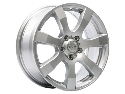 Tomason TN3 Silver Wheel