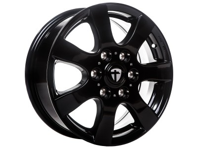 Tomason TN3F Black Painted Wheel