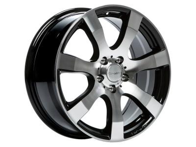 Tomason TN3F Black Polished Felge