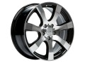 Tomason TN3F Black Polished Wheel