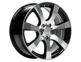 Tomason TN3F Black Polished Wheel