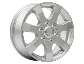 Tomason TN3F Silver Felge