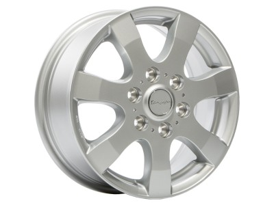 Tomason TN3F Silver Wheel