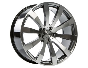 Tomason TN4 Hyperblack Polished Wheel