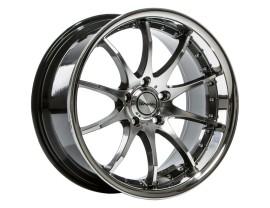Tomason TN8 Hyperblack Diamond Polished Wheel