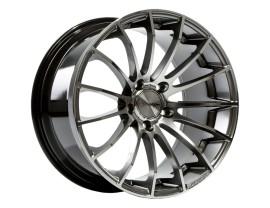Tomason TN9 SUV Hyperblack Diamond Polished Wheel
