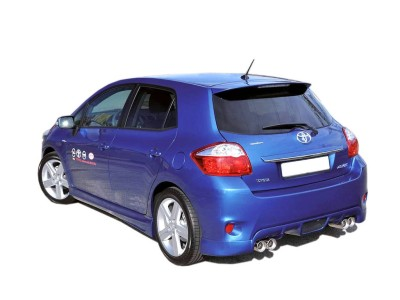 Toyota Auris E150 CX Rear Bumper Extension