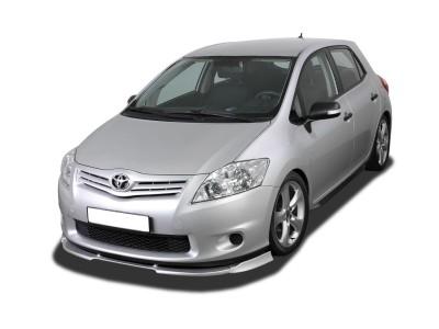 Toyota Auris E150 V2 Front Bumper Extension