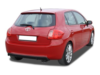 Toyota Auris E150 VX Rear Bumper Extension