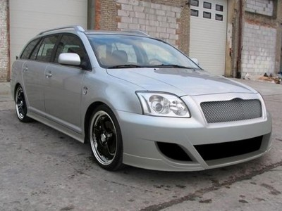 Toyota Avensis T250 ED1 Front Bumper