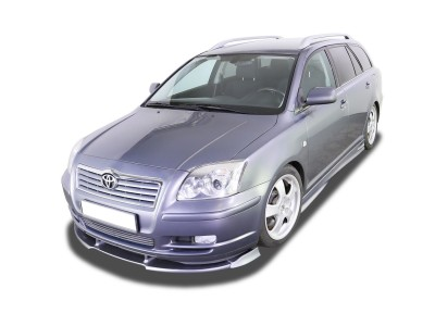 Toyota Avensis T250 Verus-X Front Bumper Extension