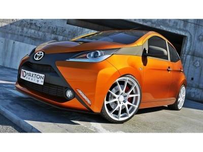 Toyota Aygo 2 Extensie Bara Fata M-Style