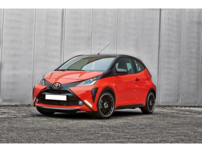 Toyota Aygo 2 Mystic Wheel Arch Extensions