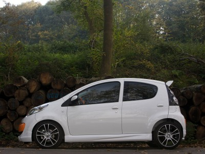 Toyota Aygo Mystic Side Skirts