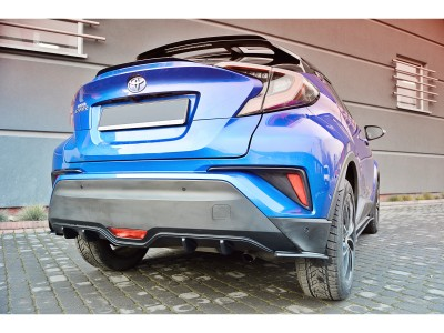 Toyota C-HR MX Rear Bumper Extension