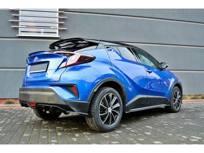 Toyota C-HR MX Seitenschwelleransatze