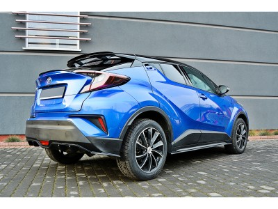 Toyota C-HR MX Side Skirt Extensions