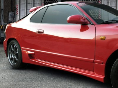 Toyota Celica T18 Lost Side Skirts