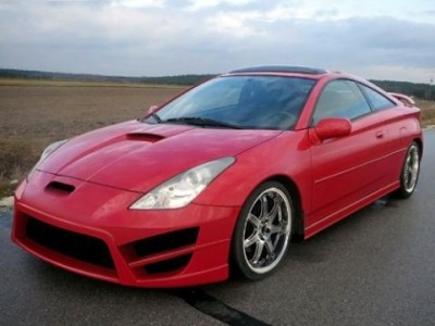 Toyota Celica T23 ED2 Side Skirts