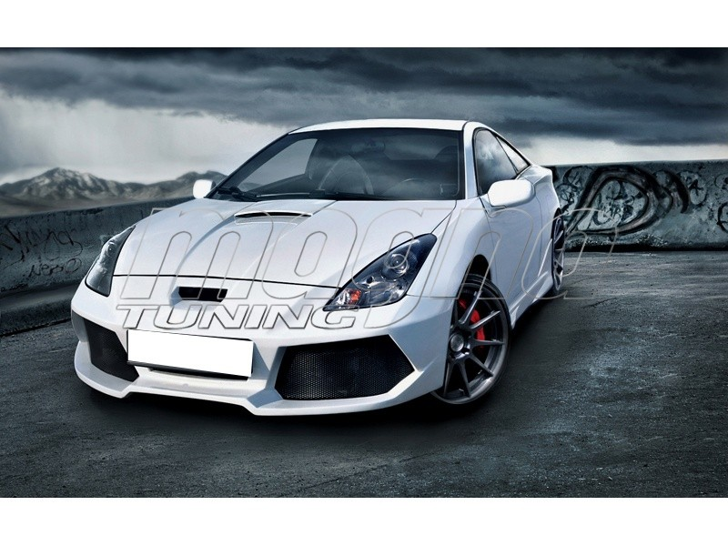 Toyota Celica T23 Lambo Body Kit