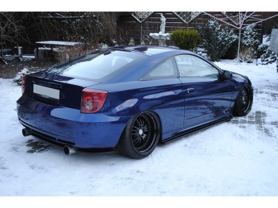Toyota Celica T23 MX Rear Bumper Extension