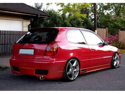 Toyota Corolla E11 H-Design Rear Bumper