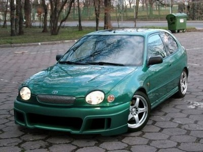 Toyota Corolla E11 Vortex Body Kit