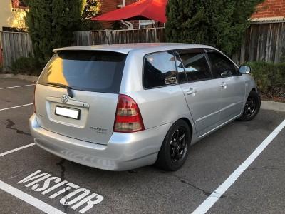 Toyota Corolla E12 Estate M-Line Rear Wing