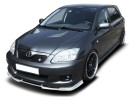 Toyota Corolla E12 Facelift Verus-X Front Bumper Extension