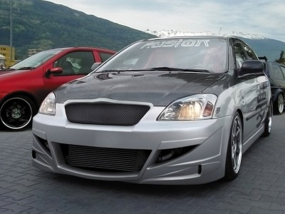 Toyota Corolla E12 Hatchback ED1 Side Skirts