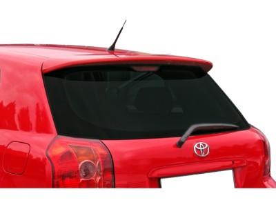 Toyota Corolla E12 RX Rear Wing