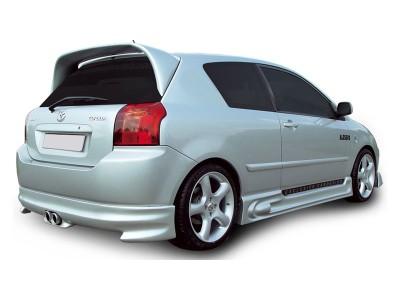 Toyota Corolla E12 Street Heckansatz