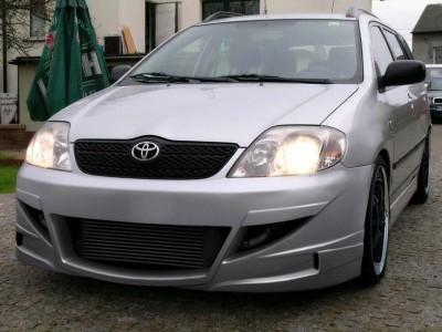 Toyota Corolla E12 Wagon EDS Front Bumper