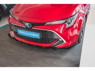 Toyota Corolla E21 MX Front Bumper Extension
