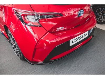 Toyota Corolla E21 MX Rear Bumper Extension
