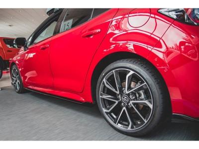 Toyota Corolla E21 MX Seitenschwelleransatze