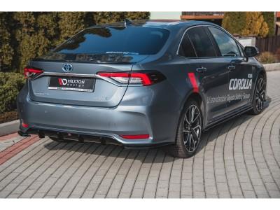 Toyota Corolla E21 Master Rear Bumper Extension