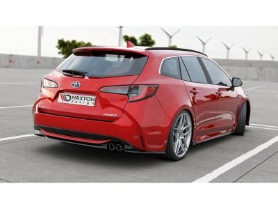 Toyota Corolla E21 Matrix Rear Bumper Extension