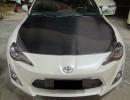 Toyota GT86 Capota OEM Fibra De Carbon