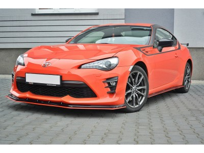 Toyota GT86 Facelift Master Front Bumper Extension
