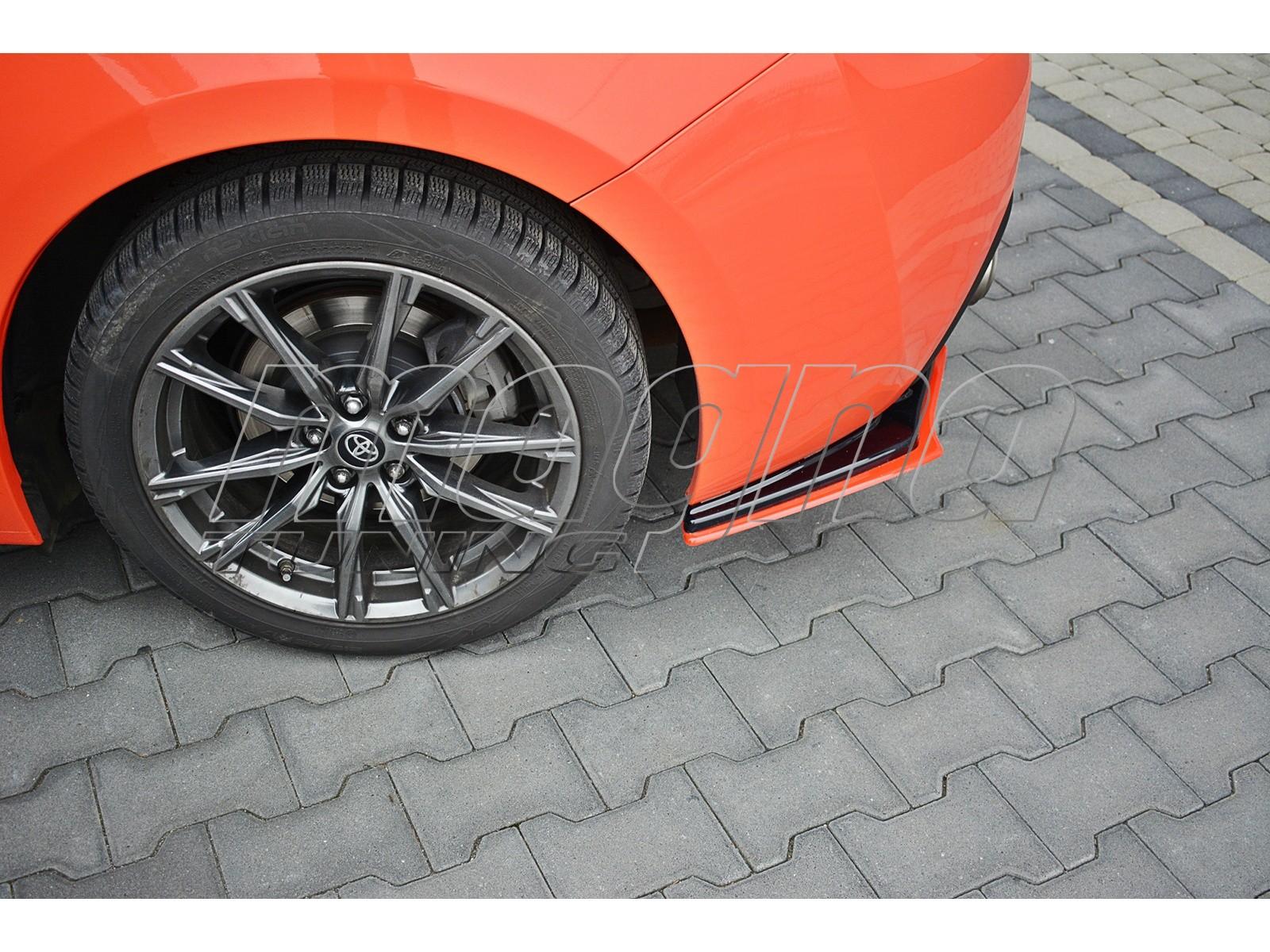 Toyota GT86 Facelift Master Rear Bumper Extensions
