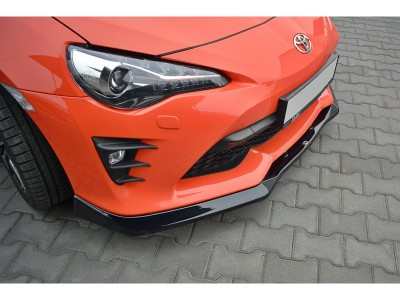 Toyota GT86 Facelift Matrix Front Bumper Extension