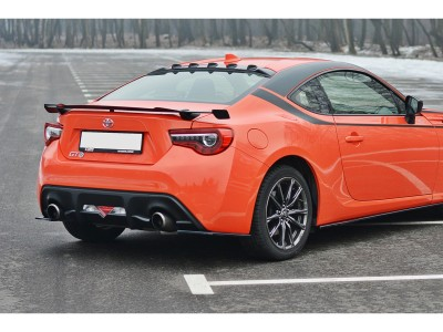 Toyota GT86 Facelift Matrix Rear Bumper Extensions