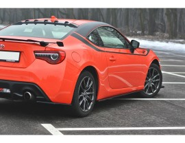 Toyota GT86 Facelift Matrix Side Skirts
