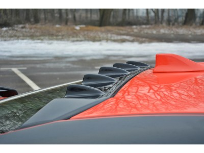 Toyota GT86 Facelift Matrix Upper Rear Wing Extension