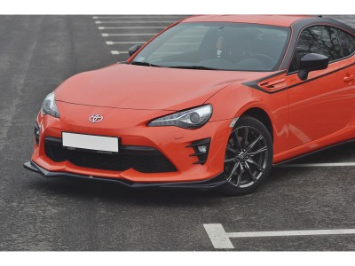Toyota GT86 Facelift Matrix2 Front Bumper Extension