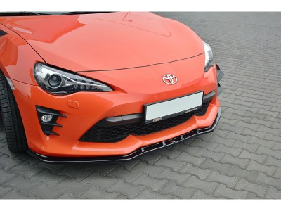 Toyota GT86 Facelift Matrix3 Front Bumper Extension